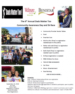 Benistar Sponsors Community Awareness Day and 5k Race